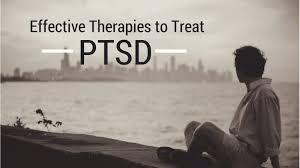 Therapies to treat PTSD
